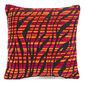 Obliečka na vankúšik Nairobi červená, 40 x 40 cm
