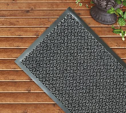 Rohožka šedá, 60 x 80 cm