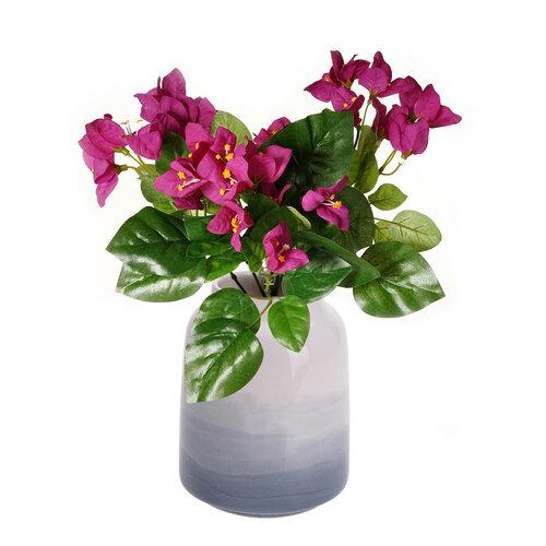 Umelá kvetina Bugenvilea, v. 30 cm