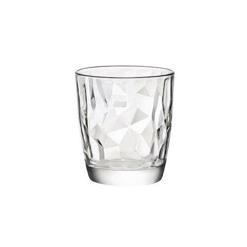Bormioli Rocco 4dílná Sada sklenic Diamond, 300 ml