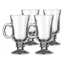 Royal Leerdam, set 4 căni decafea LOVERS, 240 ml