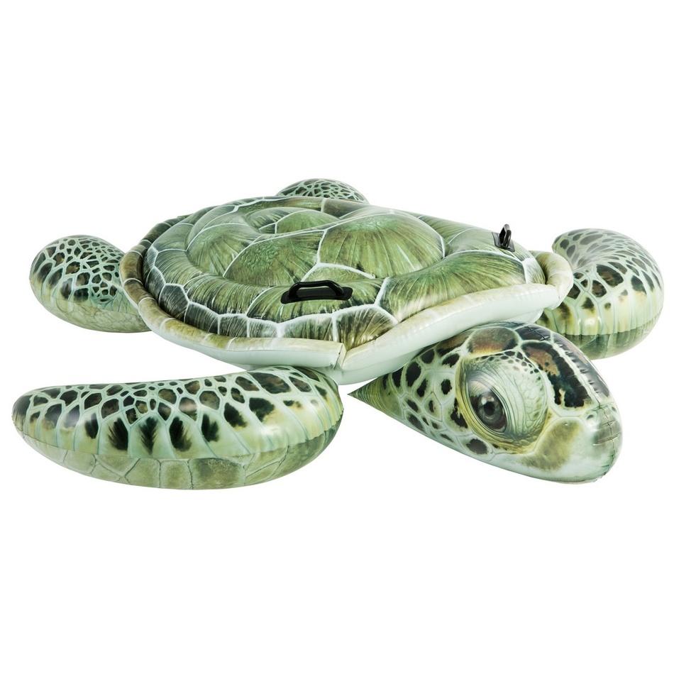Intex Nafukovacia korytnačka, zelená