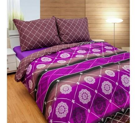 Bavlněné povlečení Oryantal V3, 140 x 200 cm, 70 x 90 cm