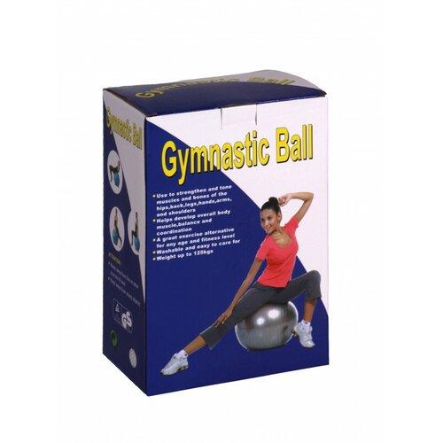 Gymnastický míč růžová, pr. 65 cm