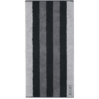 JOOP! Uterák Gala Stripes Graphit, 50 x 100 cm
