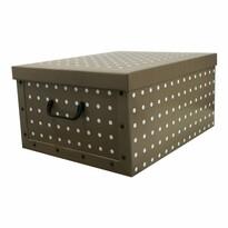 Compactor Pudełko do przechowywania składane Rivoli, 50 x 40 x 25 cm