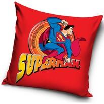 Polštářek Superman red, 40 x 40 cm