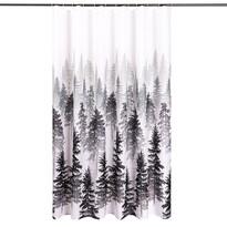 4Home Forest zuhanyfüggöny, 178 x 183 cm