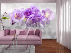 Fototapeta Orchidej 270 x 360 cm