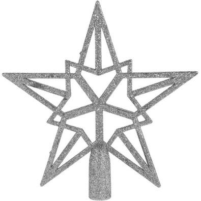 Vianočná špica Termoli, sivá