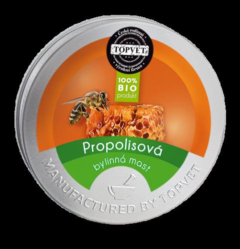 Topvet Propolisová mast, 50 ml
