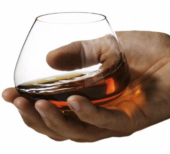 Poháre Cognac Glass 250 ml, set 2 ks