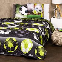 Cuvertură de pat 4Home Football, 140 x 220 cm