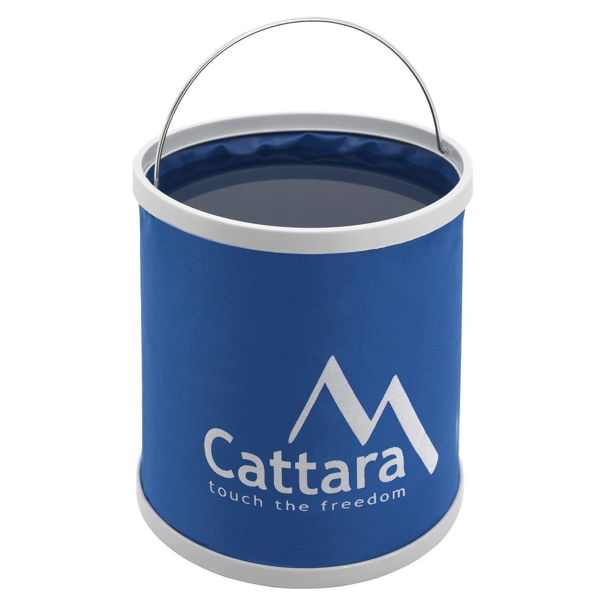 Cattara Nádoba na vodu skládací 9 litrů