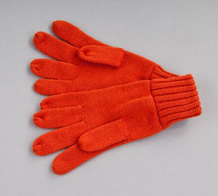 Rukavice dámské Karpet 5017, oranžové