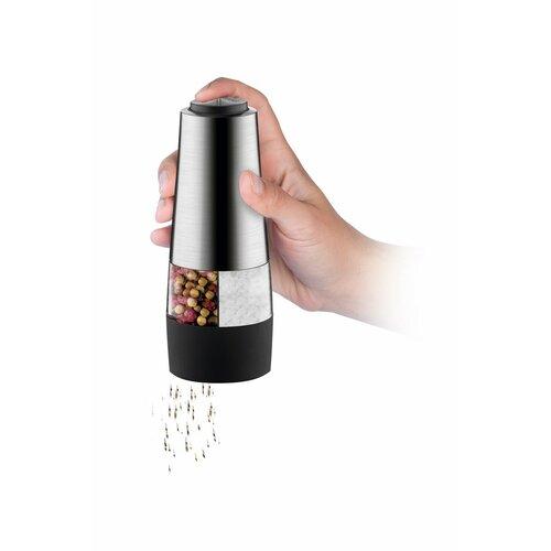 Tescoma Elektrický mlynček na korenie a soľ PRESIDENT 2v1