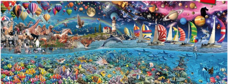 Puzzle Život - 24000 dílků