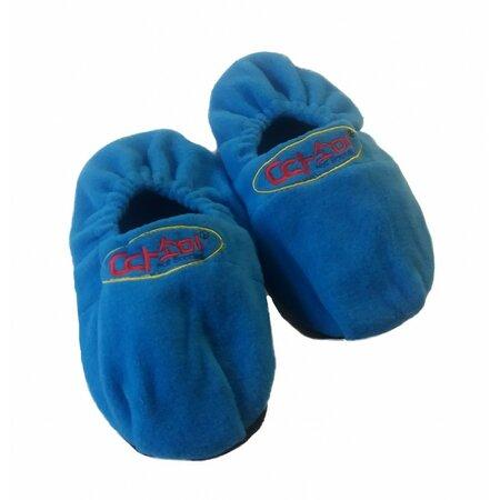 Hrejivé papuče s pohánkou UNI, modrá