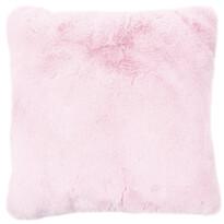 Față de pernă Catrin roz, 45 x 45 cm