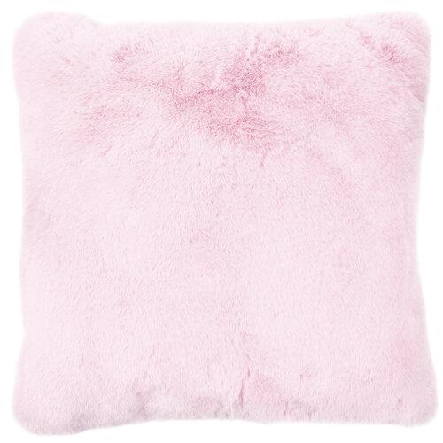 Obliečka na vankúšik Catrin ružová, 45 x 45 cm