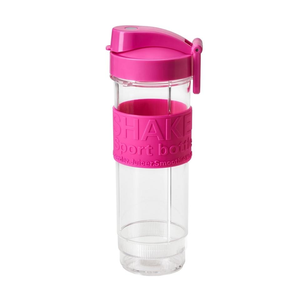 Concept Náhradná fľaša k smoothie SM3383 s vekom, ružová, 570 ml