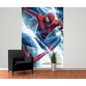 Fototapeta dětská Spiderman 158 x 232 cm