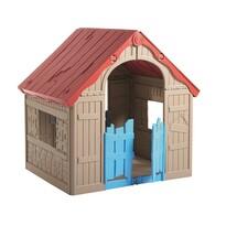 Keter Dětský domek Play house béžová