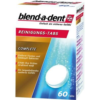Blend-a-dent čistíci tablety Complete 60 ks