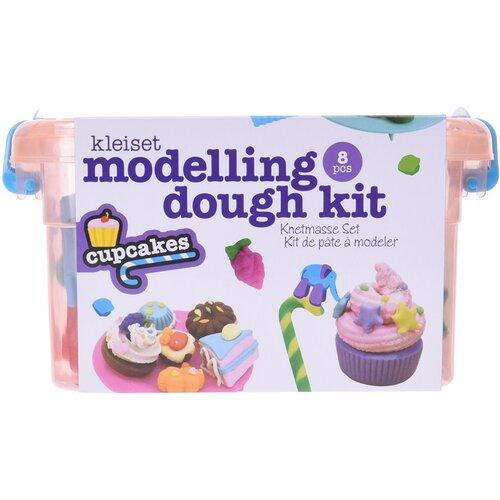 Dětský modelovací set Cupcake