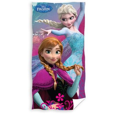 Osuška Ledové království Frozen, 70 x 140 cm
