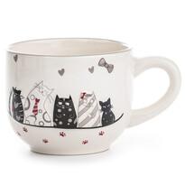 Cană ceramică Pisici 450 ml