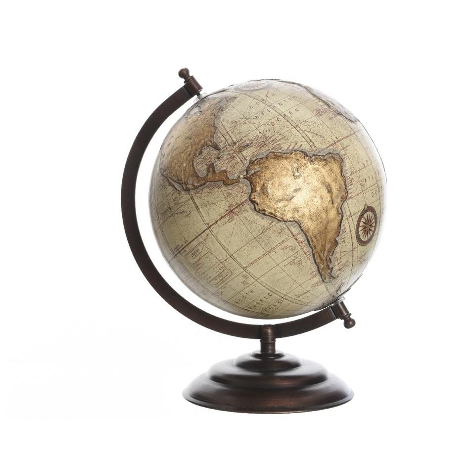 Glóbus World, pr. 22 cm