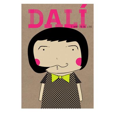 Plakát Dalí, 42 x 59 cm, Poster 44