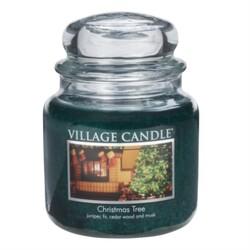 Village Candle Vonná svíčka Vánoční stromeček - Christmas Tree, 397 g