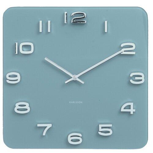 Karlsson 5641BL Designové nástěnné hodiny d0090d2a7d