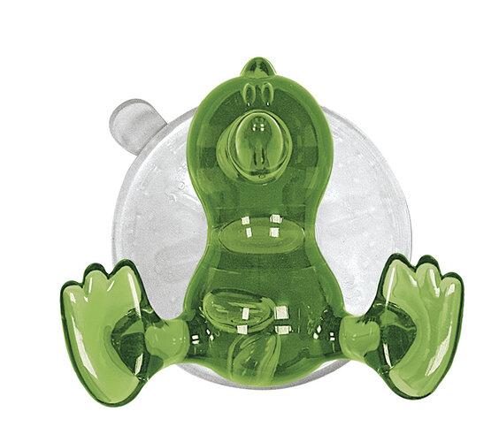 Kleine Wolke Háček Crazy Hooks Baby Bird zelená