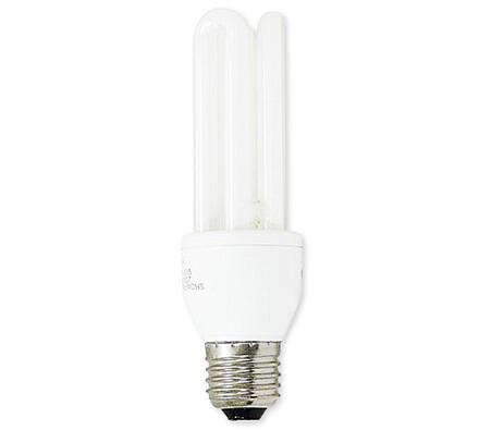 Úsporná žárovka, 9 W