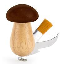 Cuțit pentru ciuperci, maro