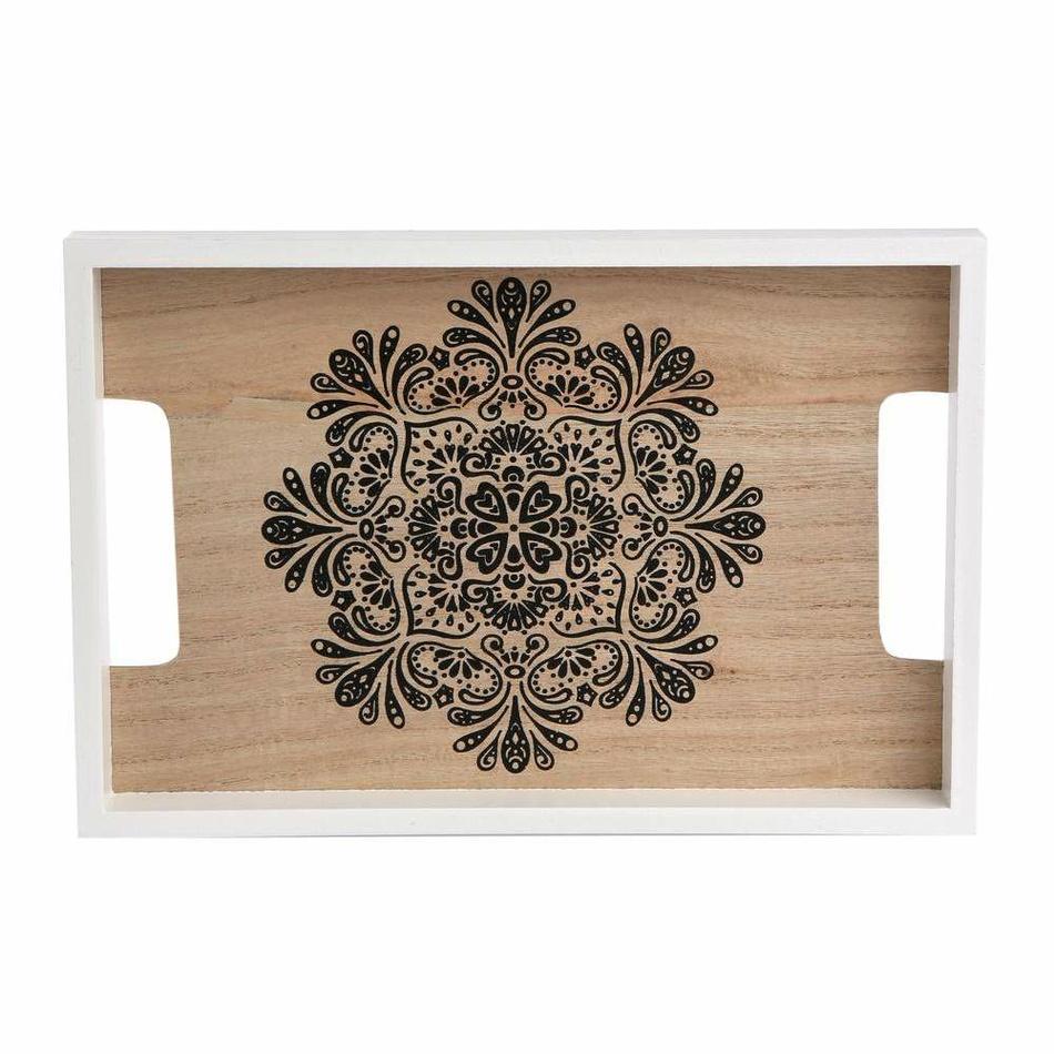 Altom Dekorační tác Mandala 30 x 20 cm