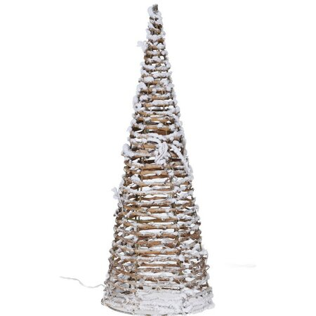 Vánoční kužel Twig Single, 10 LED
