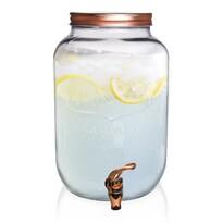 Orion Sticlă pentru băuturi cu robinet, 8,8 l