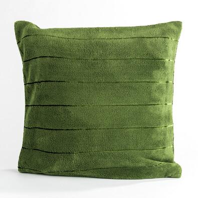 Polštářek Dante zelená, 40 x 40 cm
