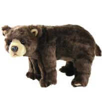 Urs brun Rappa, din pluș, 40 cm