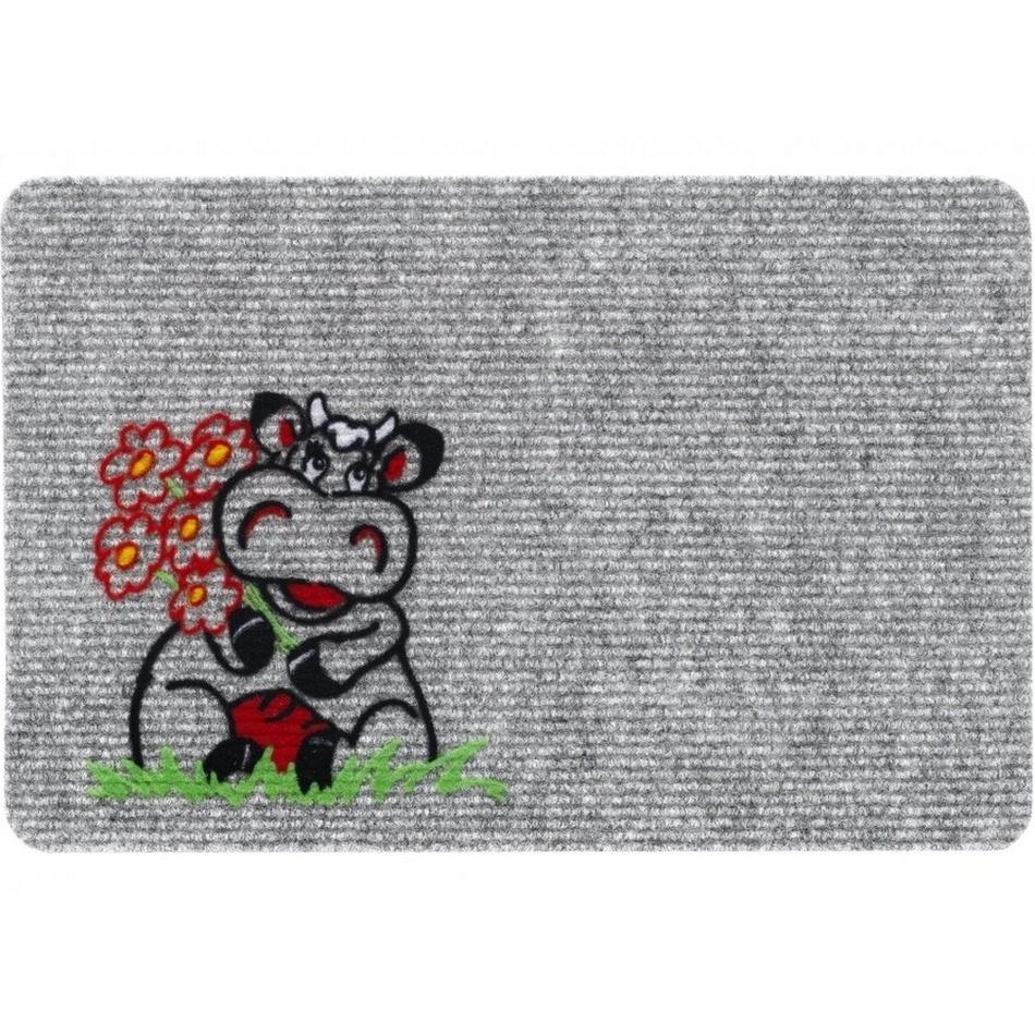 Vopi Vnitřní rohožka Flocky kráva 205/083, 40 x 60 cm