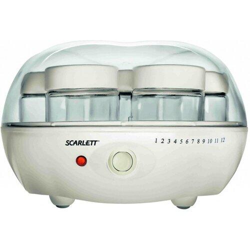 Scarlett SC-141 urządzenie do robienia jogurtów