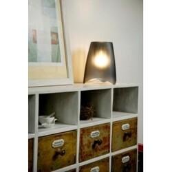 Koziol stolní lampa MOOD červená