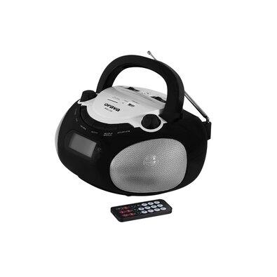 Orava RSU-05 multimediálny prenosný USB/SD prehrávač s rádiom a Bluetooth