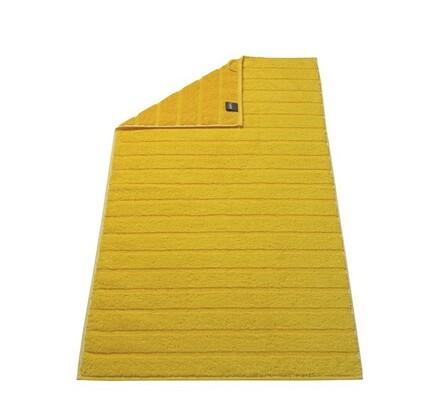 Cawö frottier osuška Tonic,  žlutá, 70 x 140 cm