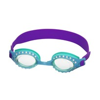 Bestway Plavecké okuliare Sparkle, modrá