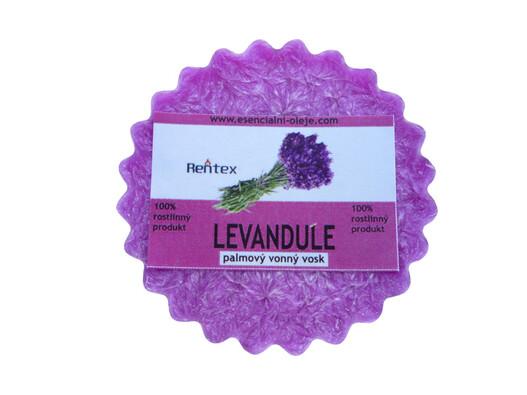 Vonný vosk do aromalap levanduľa 5 ks